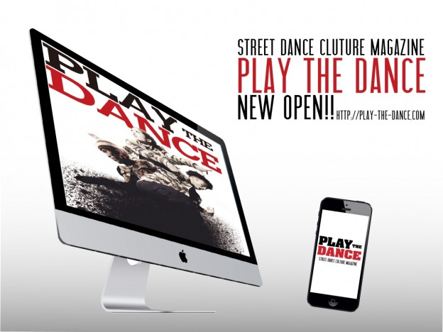 PLAY THE DANCE NEW OPEN!!