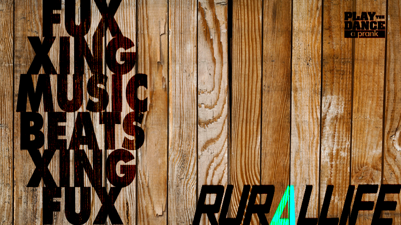 RURAL LIFE&FUXXING SPRING CLOTHING