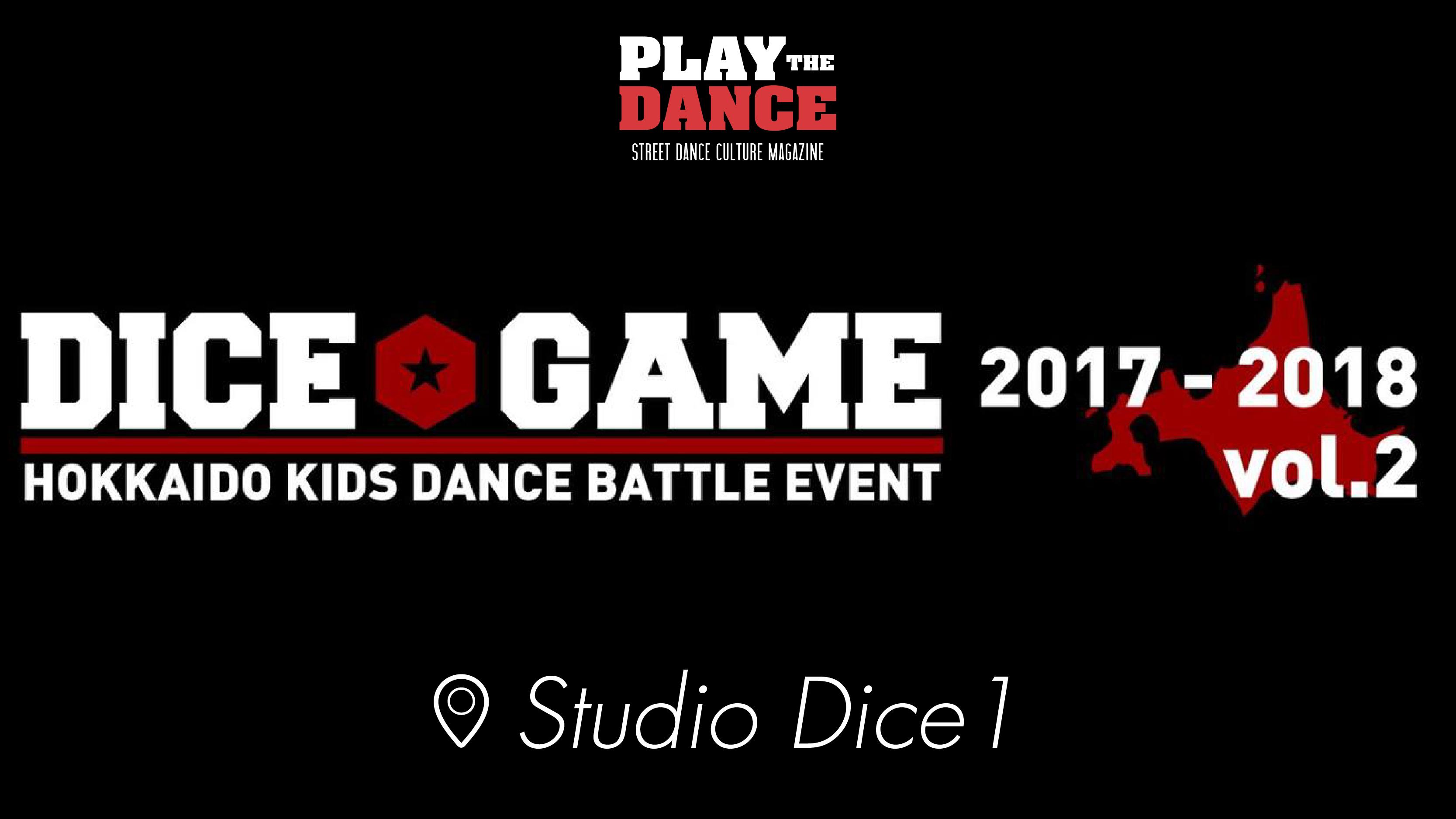 DICE GAME 2017 – 2018 vol.2