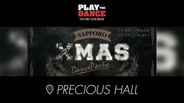 SAPPORO XMAS DANCE PARTY