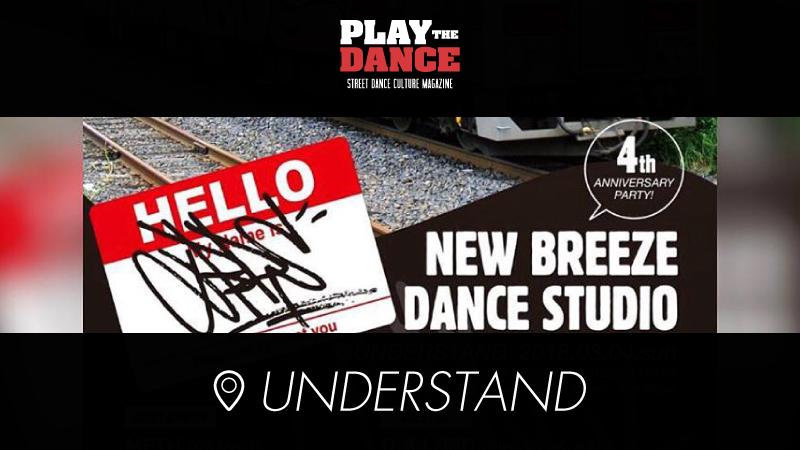 NEW BREEZE DANCE STUDIO 4th Anniv. Party
