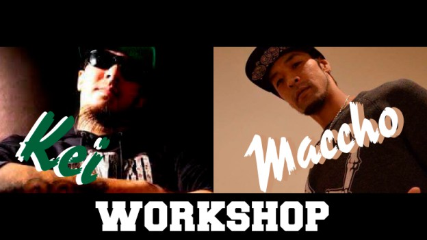 HooD Crew(KEI&MACCHO) SPECIAL WS