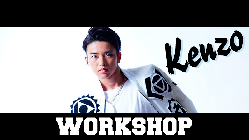 NEW BREEZE DANCE STUDIO special workshop 【KENZO from DAPUMP】