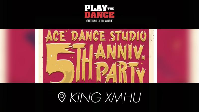 ACE DANCE STUDIO 5th ANNIV. PARTY