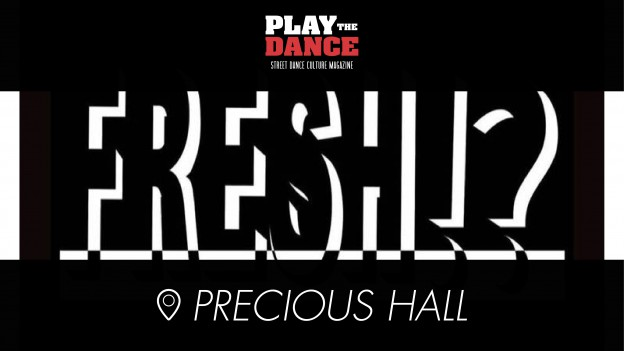 FRESH!? in SAPPORO  FEMALE & MALE HIPHOP SOLO BATTLE .
