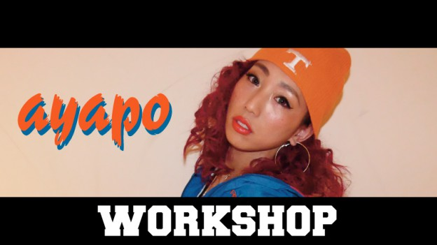 ayapo from TOKYO SPECIAL WORKSHOP