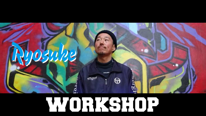 Ryosuke from RAMPAGE/O.G.S WORKSHOP
