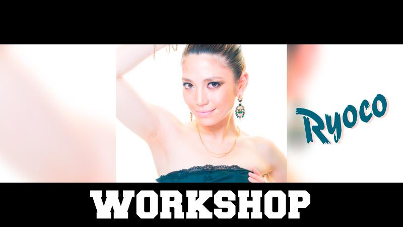 Ryoco dance workshop!