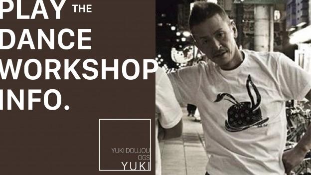 YUKI from OGS/幸道場 WORKSHOP