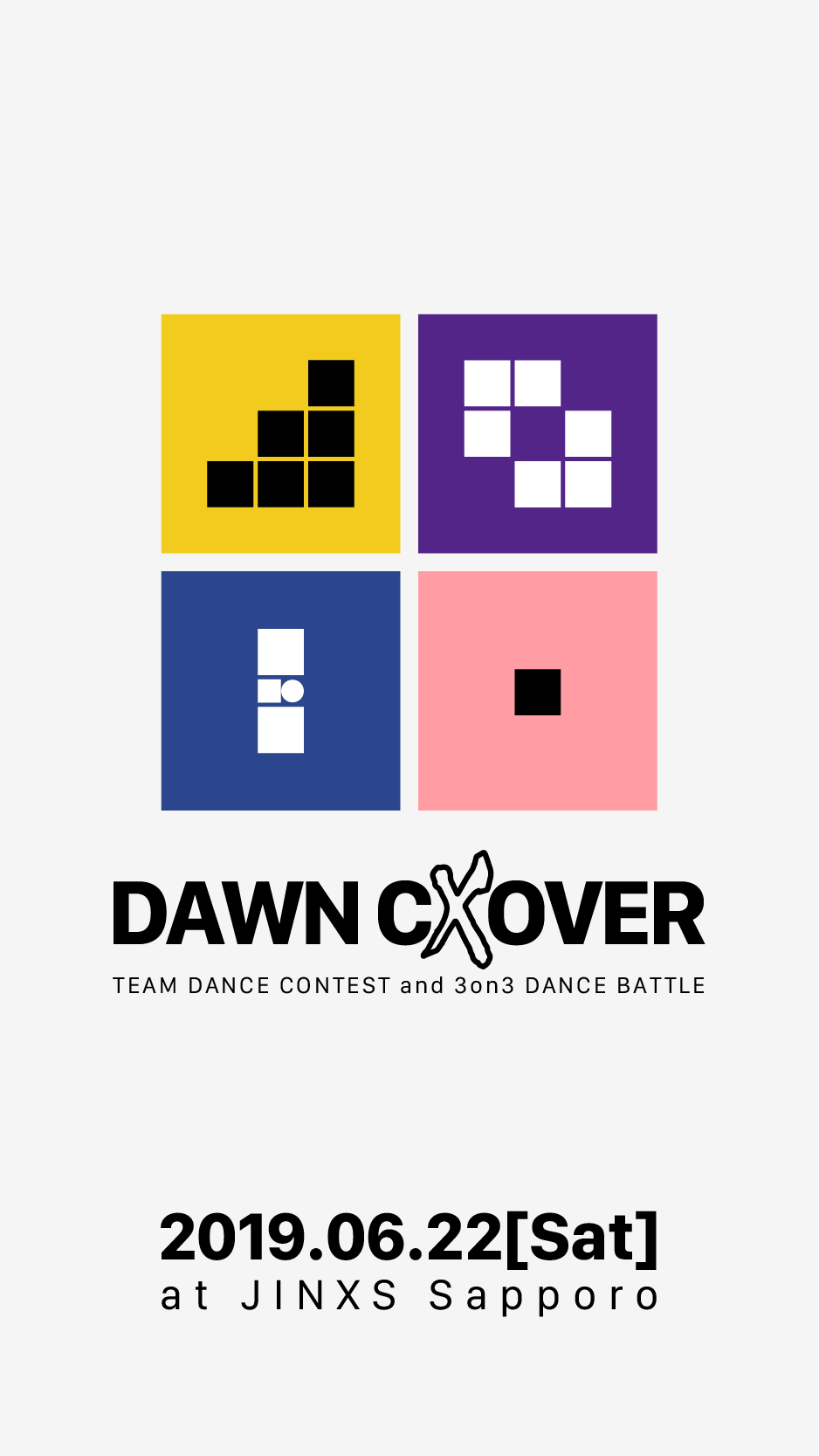 エントリーリストUP[DANXS vol.3]DAWN CLOVER