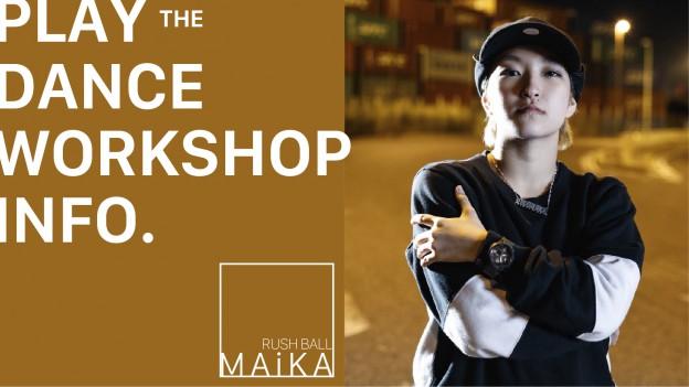 MAiKA from RUSH BALL SPECIAL WS