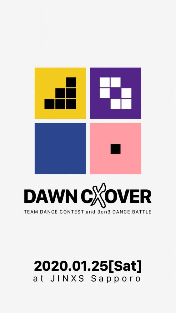【1/23(Thu)タイムテーブル変更】[Danxs.vol7]DAWN CLOVER